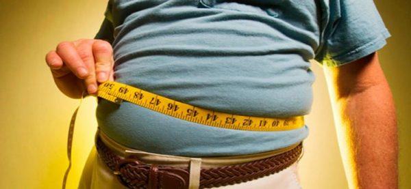 Obesidad abdominal diabetógena, digestiva y Genital