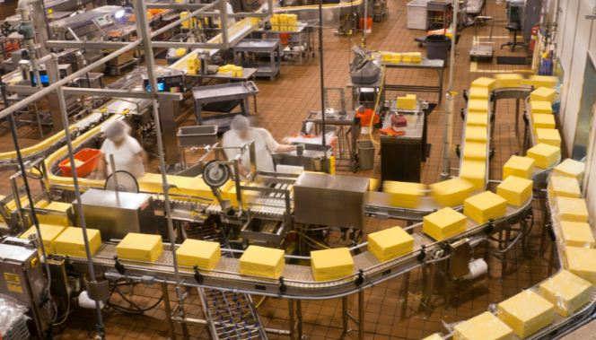 Fabricación De Alimentos y su Relación con la Dieta