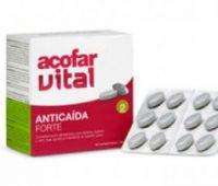 Acofarvital, comprimidos para frenar la caída del pelo