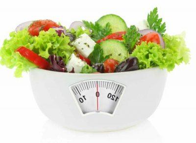 Como perder peso en una semana