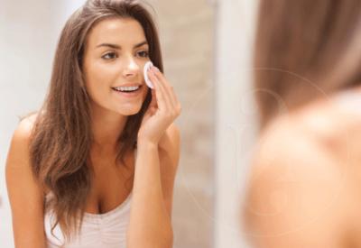 Cómo limpiar tu cara