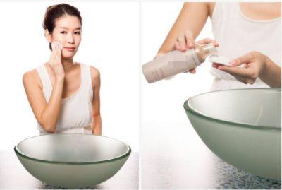 Cómo hacer una limpieza facial coreana