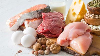Proteínas esenciales para bajar de peso