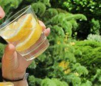 Cómo bajar de peso en 7 días tomando limón