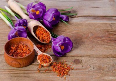 Beneficios para la salud de consumir azafrán