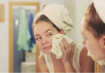 Razones para aplicar hielo en tu rostro