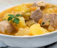 Delicias gastronómicas vascas. Hoy: marmitako
