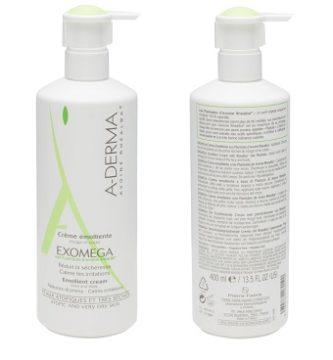 A-Derma Exomega crema emoliente 400ml
