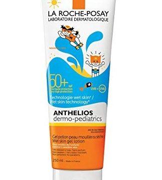 Anthelios Spf 50+ Dermopediatrics Gel Wet Skin 250 ML