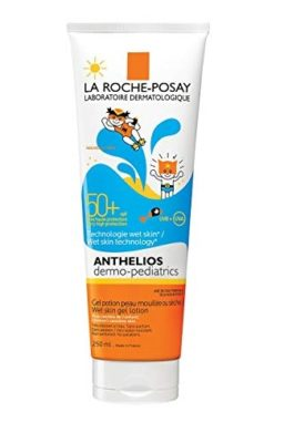 Anthelios Spf 50+ Dermopediatrics Gel Wet Skin 250 ML