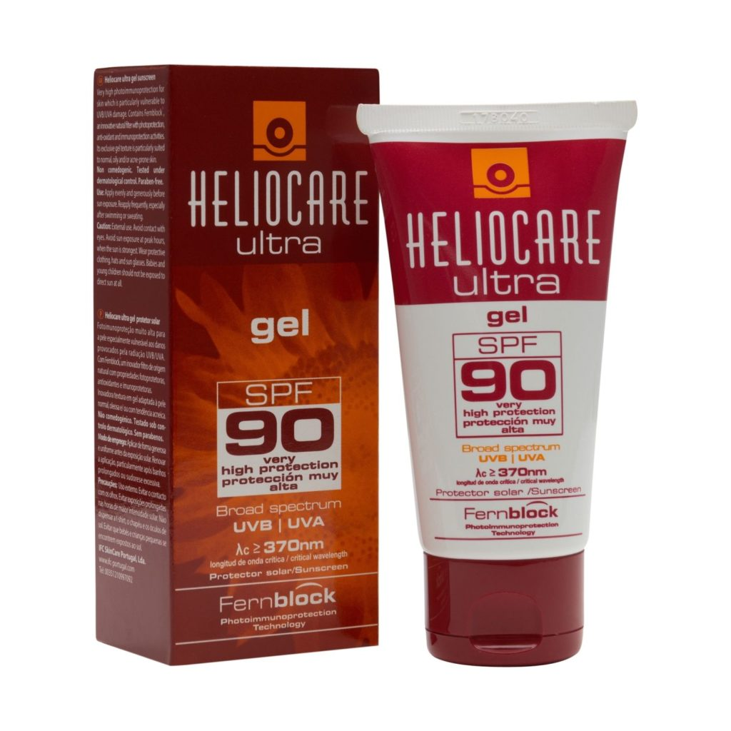 Heliocare 360º SPF50+ gel oil-free 50 ml