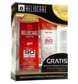 Heliocare 360º SPF50+ gel oil-free 50 ml