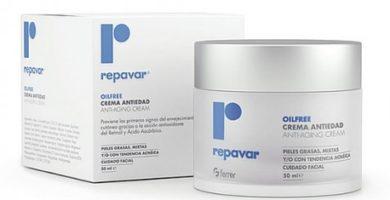 Repavar Oilfree crema antiedad 50 ml